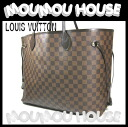 Louis Vuitton ■ Damier ■ neverfull GM Tote ■ N51106 ■ reference price 84,000 yen ■ beauty products! Louis Vuitton LV women's LOUIS VUITTON, Vuitton Louis Vuitton Vuitton Tote Bag
