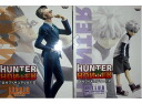 Hunter x Hunter DX figure vol.2 to killua 2 kind set unopened HUNTER×HUNTER 02P02Aug14