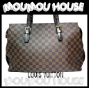 ■ tote bag ■ N51119 ■ beauty product ♪ Vuitton Louis Vuitton Louis Vuitton Vuitton tote bag LV Lady's LOUIS VUITTON with Louis Vuitton ■ ダミエ ■ Chelsea ■ fastener