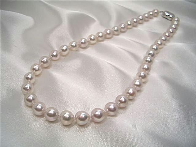 アコヤ真珠ネックレス