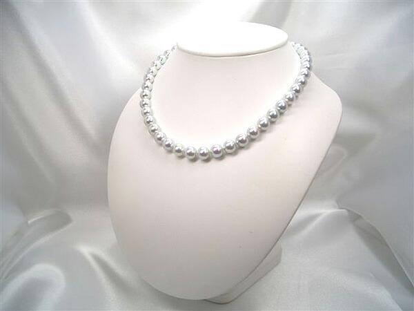 真多麻真珠ネックレス