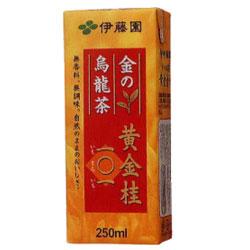 【伊藤園】 金の烏龍茶 黄金桂101 250ml×24本セット ※お取り寄せ商品
