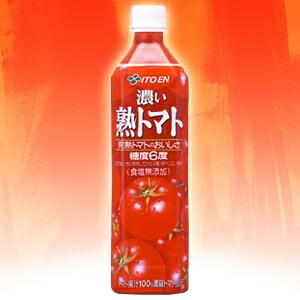 【伊藤園】 濃い熟トマト 900g×12本セット ※お取り寄せ商品