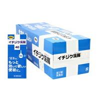 【イチジク製薬】 イチジク浣腸40(40g×10個)5箱セット 【第2類医薬品】