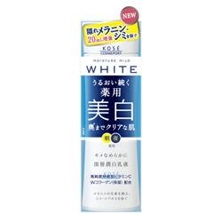 【コーセーコスメポート】 モイスチュアマイルド ホワイト ミルキィローション 140ml 【お取り寄せ商品】