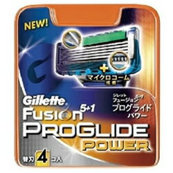 【P&G ジレット】 プログライドパワー替刃 4個入 ◆お取り寄せ商品【G】