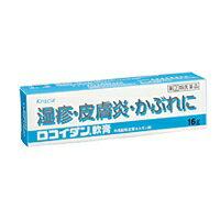 【クラシエ薬品】 ロコイダン軟膏 16g 【第(2)類医薬品】 ※お取り寄せになる場合もございます