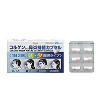 【興和新薬】 コルゲンコーワ 鼻炎持続カプセル 24カプセル ☆☆※お取り寄せ商品【第(2)類医薬品】