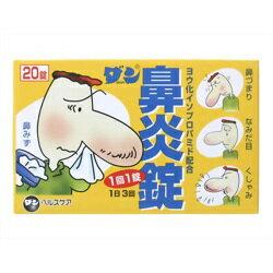 【ダンヘルスケア】 ダン鼻炎錠 20錠 ☆☆※お取り寄せ商品【第(2)類医薬品】
