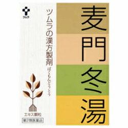 【ツムラ】 麦門冬湯 24包 【第2類医薬品】 ※お取り寄せになる場合もございます