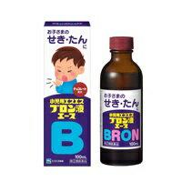 【エスエス製薬】 小児用エスエスブロン液エース 100ml 【第(2)類医薬品】 ※お取り寄せになる場合もございます