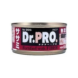 【ニチドウ】 Dr.PRO ササミ缶 80g ★ペット用品 ※お取り寄せ商品