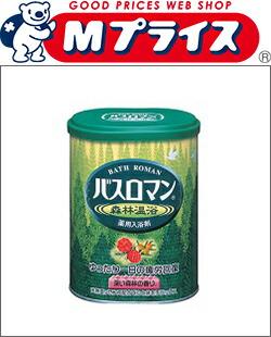 【アース製薬】 アース バスロマン 森林温浴 680g ◆お取り寄せ商品