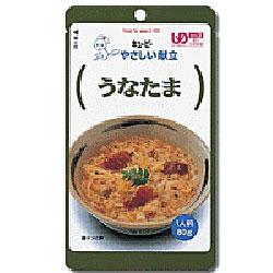 【キューピー】 やさしい献立 Y3-13 うなたま80g×5個セット ☆食料品 ※お取り寄せ商品