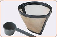ドリップコーヒーメーカー デロンギCMB6-RD