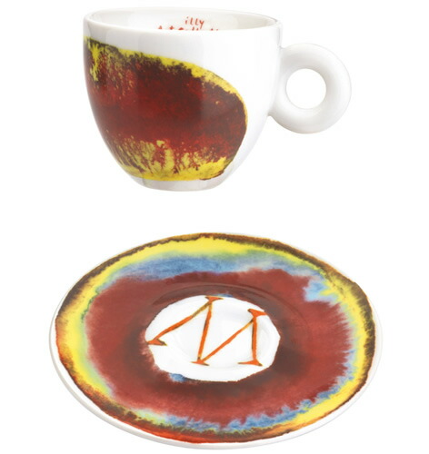 Francesco Clemente / illy collection[イリーコレクション]