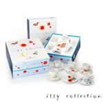 2012 illy collection Kiki Smith カプチーノカップセット