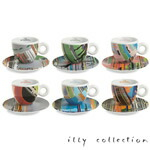 2013 illy collection Liu Wei カプチーノカップセット