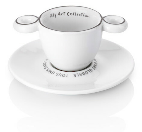 Michelangelo Pistoletto Third Paradise / illy collection[イリーコレクション]
