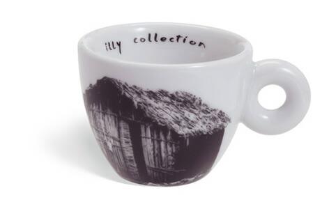 illy collection 2005 Sebastiao Salgado [ サルガド ] 3rd. In Principio イリー コレクション