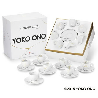 YOKO ONO / illy collection[イリーコレクション]