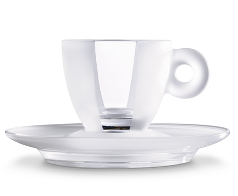 illy crystal espresso cup[イリー クリスタル エスプレッソカップ]