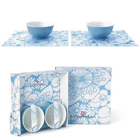 illy art collection 2008 Michael Lin[マイケル・リン]Breakfast Set