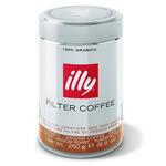 イリー[illy]パウダーコーヒー粉[ドリップ]250g
