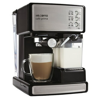 MR.COFFEE Cafe Prima[カフェプリマ]エスプレッソマシン