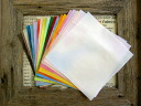 Patchwork ☆ ☆ 20 color clear cut cross set marble palette dye marble 15 × 15 cm cut