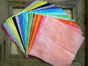 Hawaiian quilt ☆ ☆ 50 colors can all cut cross Kashima m lani dai fabric