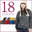 Unless the stock! クルーネックスウェット 18 color 10.3 oz JS-less than half the size XL 2P13oct13_b
