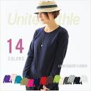 Unless the stock! T shirt women's long sleeve plain solid long sleeve T shirt long sleeve T shirt 6.2 oz heavyweight XS and S sizes 2P13oct13_b