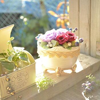 【プリ・トリム】プリザーブドフラワーのお店ムニュムニュ【Flower Munyu Munyu】