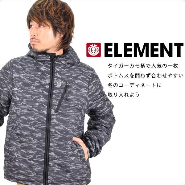メンズジャケット ELEMENT エレメント