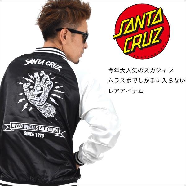 メンズジャケット SANTACRUZ サンタクルーズ