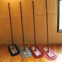 ! Hang ya design MOP wooden handle with floor P27Mar15