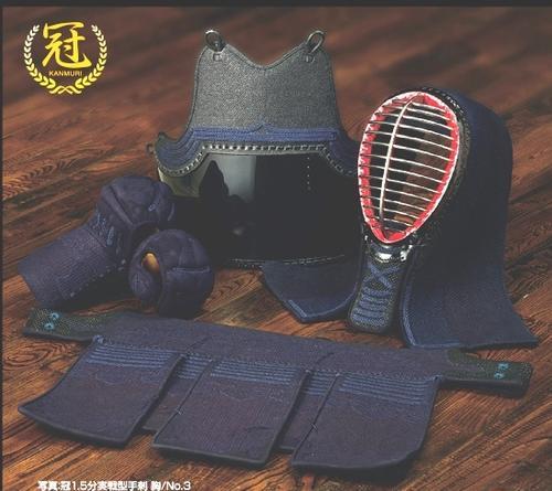 冠 剣道具 防具 手刺mg