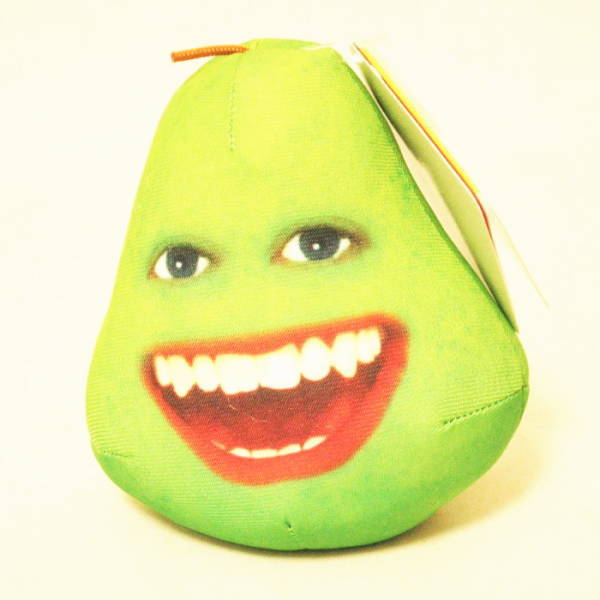 annoying orange toys pear - photo #6