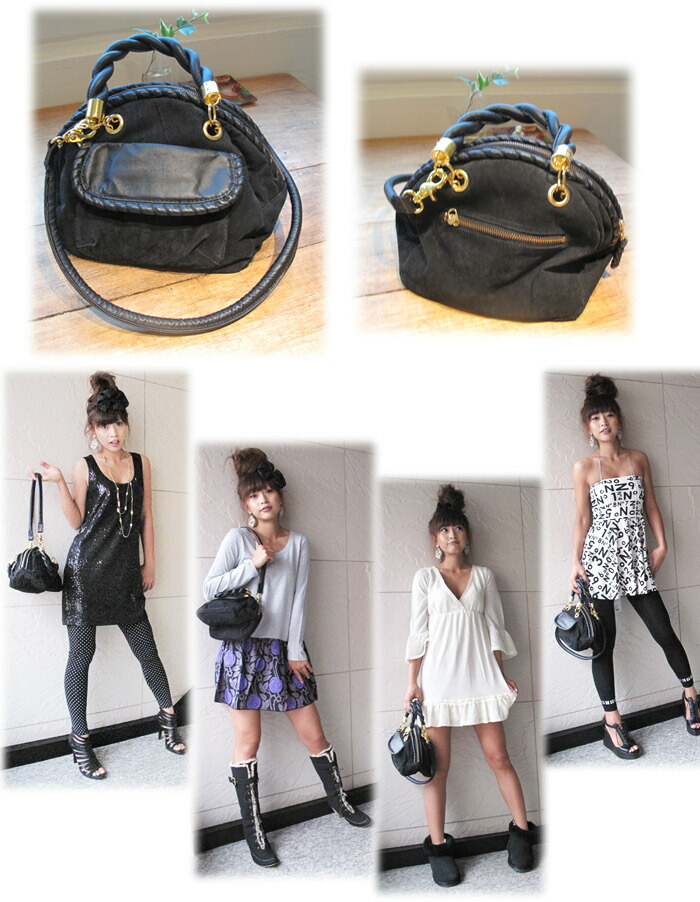 Black/Casselini : BAG / Selectshop Mu