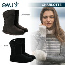 (Points 10 to x 15, 11:59) EMU emu store Charlotte CHARLOTTE Shearling boots W10843/2014 Winter / correspondence / fun gift _ packaging and shop Mu