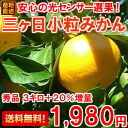 Carefully selected, goods do not pass only the top 15 percent! Is this rumor! three months, Mikan (kotsubu) S size 3 kg+20% increase