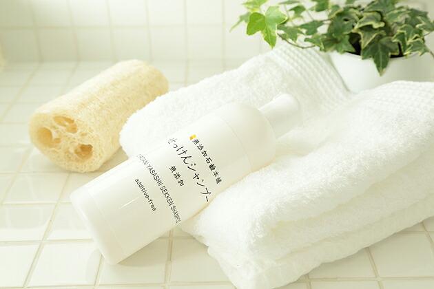 石鹸シャンプーの使い方とおすすめアイテム教えます♪