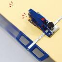 비스 피치 마커 멀티 5 단 피치 77315 신와 측정