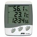 시계 온 습도 계 (외부 센서 타입) AD5680 A&D (에이 앤 데이)