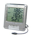 디지털 온 습도 계 (외부 센서 타입) CTH-204 사용자 정의 (CUSTOM)
