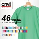Anvil anvil boasts world-wide share of the 16 color solid color t-shirt