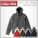 Reverse !12.0oz sweat shirt full zip (zipper type) parka (S - XL) for Wiebe