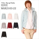 A slim thin zip parka! The parka that the sharp on the small side line is distinguished as both an outer and an inner