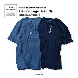 インディゴ Tシャツ